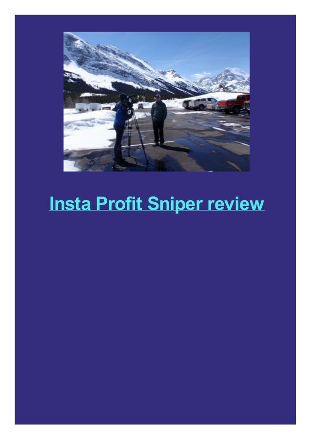 Insta Profit Sniper review