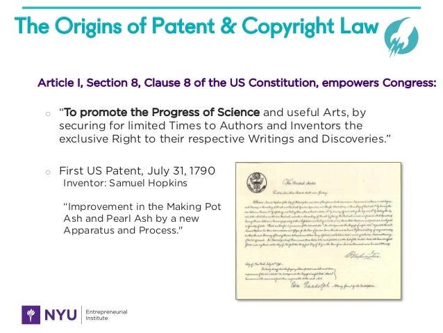 Nyu Law School Intellectual Property
