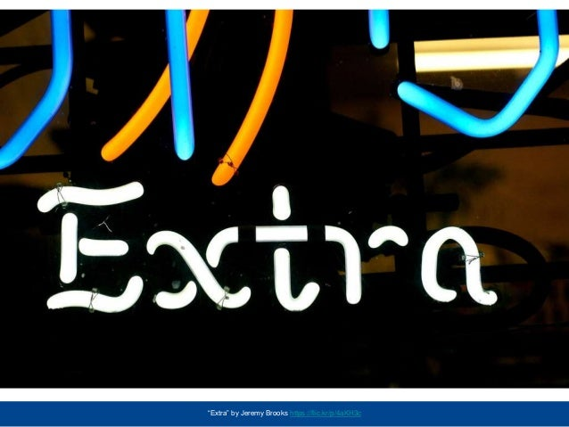 """Extra"" by Jeremy Brooks https://flic.kr/p/4aKH3c"