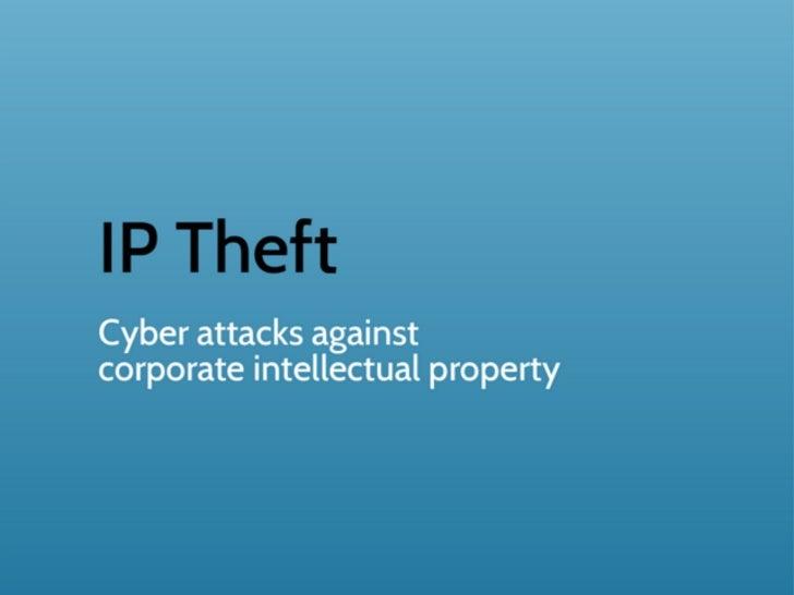 IP Theft