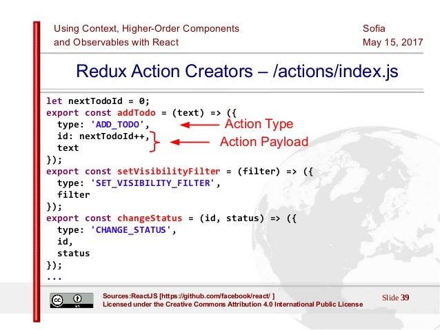 React Redux Observable Github