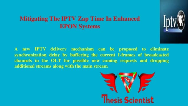 IPTV Thesis