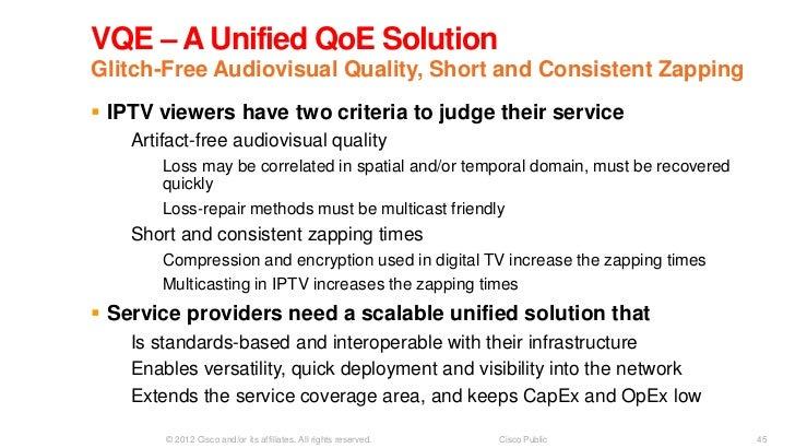 IPTV, Internet Video and Adaptive Streaming Technologies