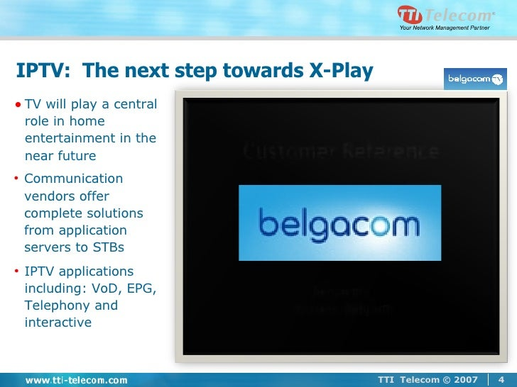 the future of iptv and ip video Despite being delivered through an app, instant tv is streamed over a managed ip network, which is why users must have comcast broadband equipment, and why video streaming through the app doesn't.
