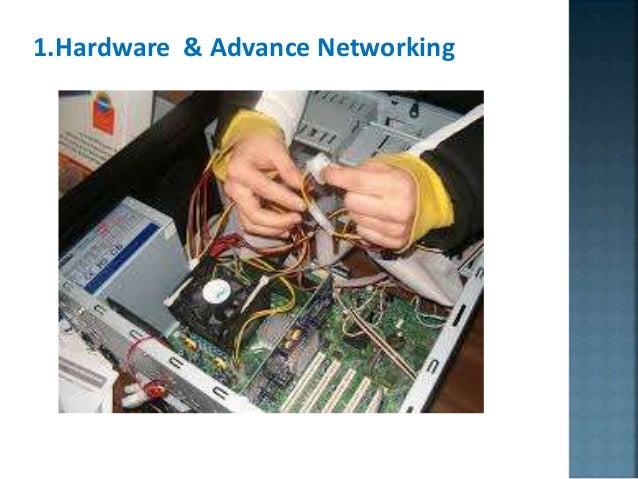 1.Hardware & Advance Networking