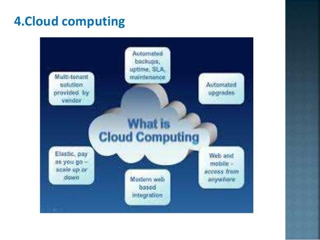 4.Cloud computing