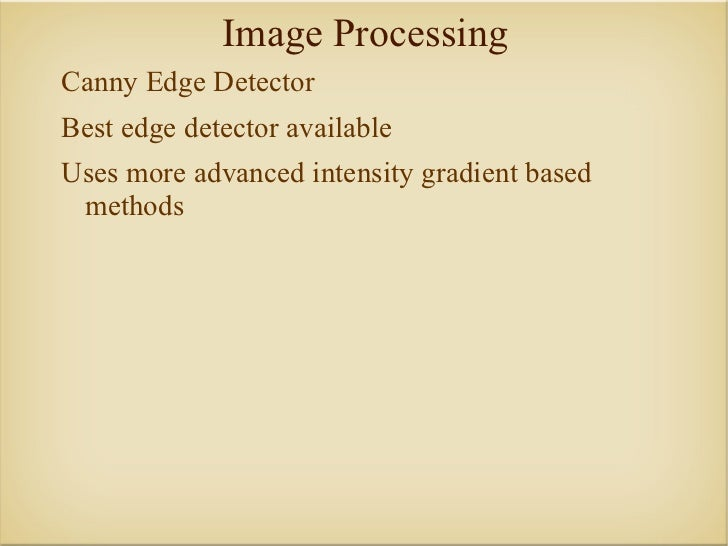 Image Processing with OpenCV