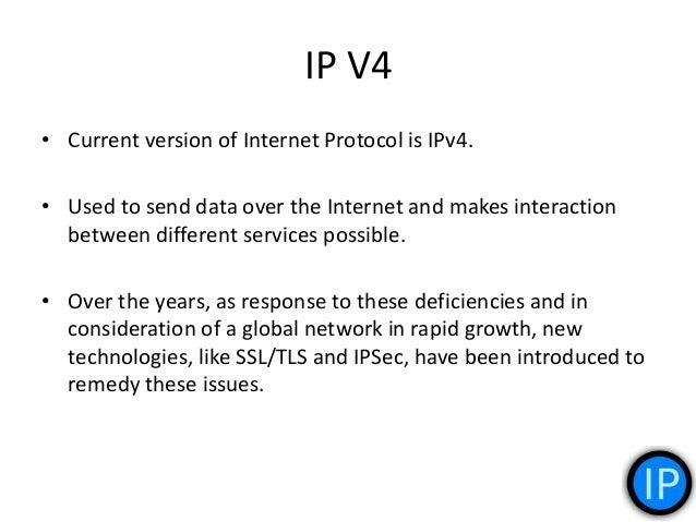 Limitations – IP V4 1. Maximum addressing space - uses 32-bit address space. – Scarcity of IPv4 addresses, many organizati...