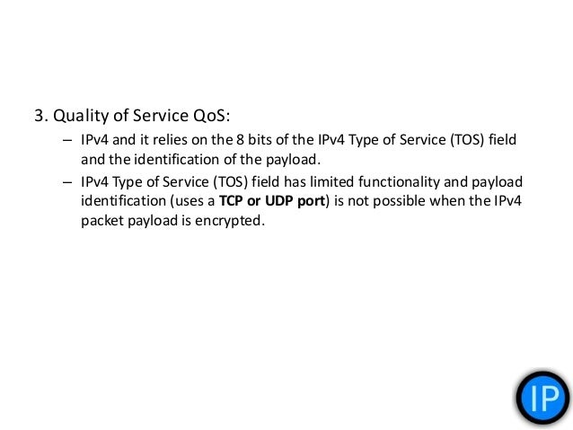 Next Generation - IP V6 • IPv6 addresses are based on 128 bits. • Sites should run a dual-stack IPv6 configuration. – Othe...
