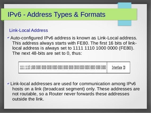IPv6 By Vipin
