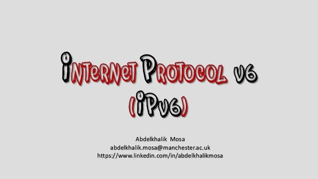 Abdelkhalik Mosa abdelkhalik.mosa@manchester.ac.uk https://www.linkedin.com/in/abdelkhalikmosa