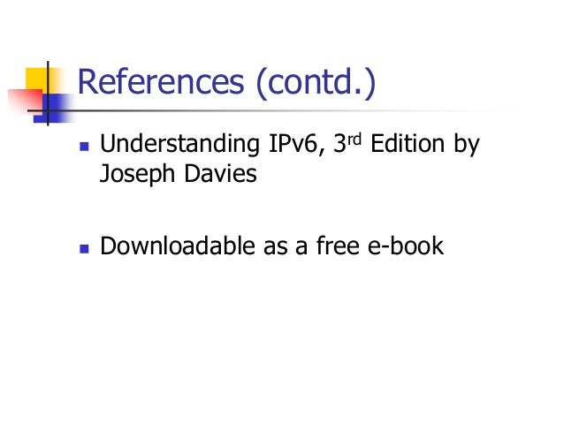 Ipv Introduction on Ipv6 Extension Headers