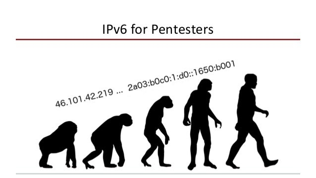 IPv6	for	Pentesters