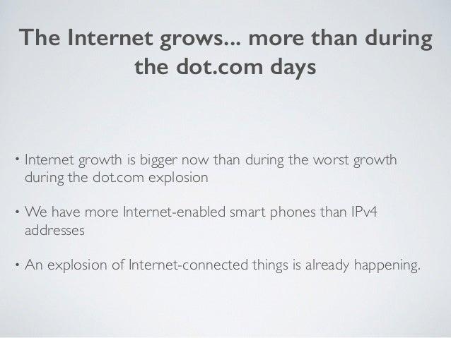TCP/IP Geeks Stockholm :: Introduction to IPv6 Slide 3
