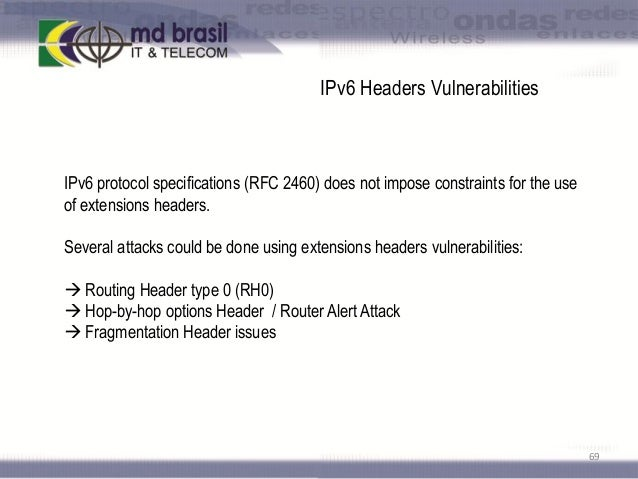 Ipv6 Security with Mikrotik RouterOS by Wardner Maia