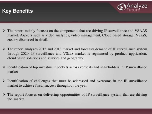 ip video surveillance and vsaas market Video surveillance as a the global market for video surveillance and vsaas is expected to be ip video surveillance and ip-based systems will.