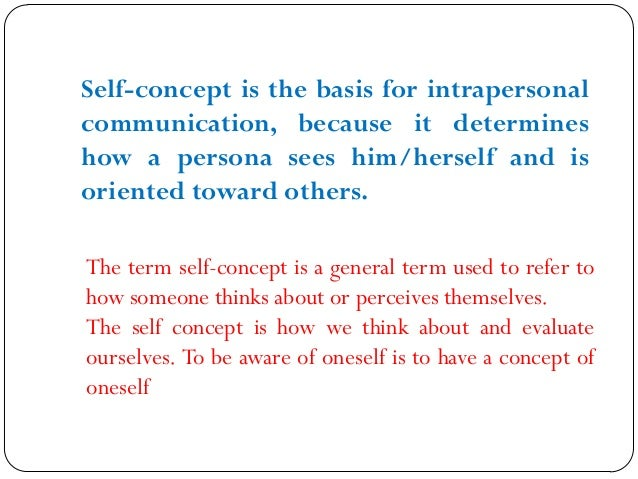 intra and interpersonal perception This analytic review is concerned with the interpersonal processes, and the characteristics of situations and persons that influence them, that lead to con- firmation and disconfirmation of expectations in social interaction.
