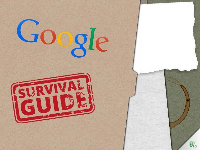 InterQuest Group's Survival Guide for Googe