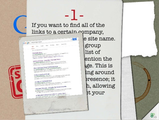 -2-To find websites and pages that are relevant to the company or topic you searched for, the Google Search Engine can hel...