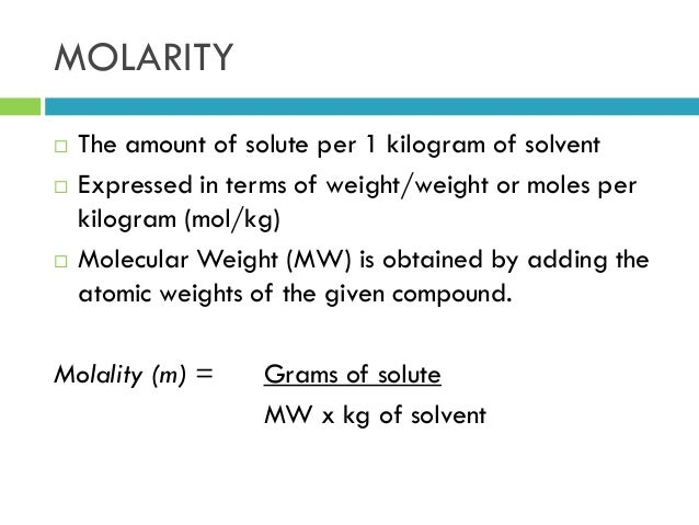 molarity and normality relationship advice