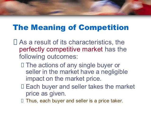 Market Structure- Micro Economics