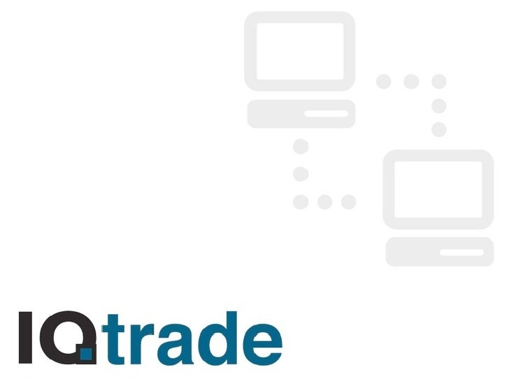 IQ Trade Manager[Potencialize o relacionamento e as vendas da sua rede de distribuição]Com o IQ Trade, sua empresa pode di...