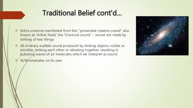 primordial sound meditation essay Primordial sound meditation is a meditation technique originating in the ancient wisdom of india primordial sounds—the basic, most essential sounds of nature—are used to disconnect us from the activity of life.