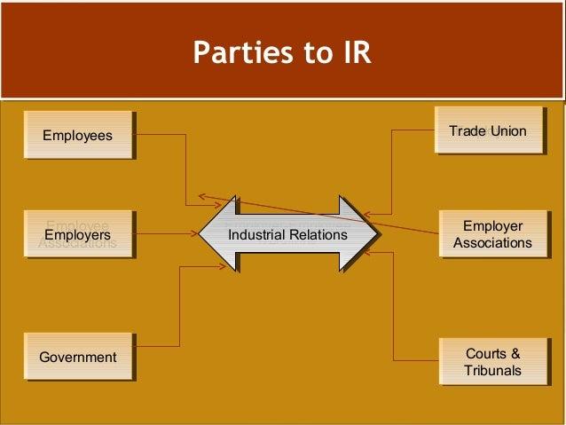 Industrial Relation  Slide 3