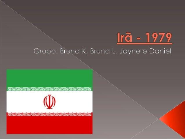              Capital: Teerã Governo: República islâmica Líder Supremo: Ali Khamenei Presidente: Hassan Rouhani...