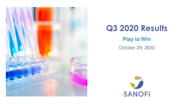 Play to Win Q3 2020 Results October 29, 2020