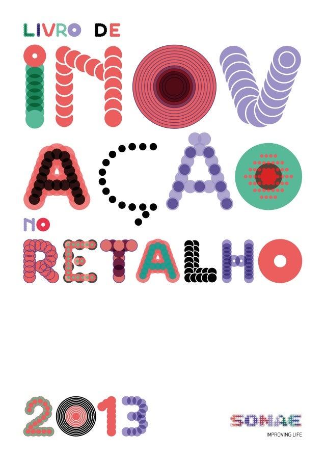 LIVRO DE INOVAÇÃO NO RETALHO  2013