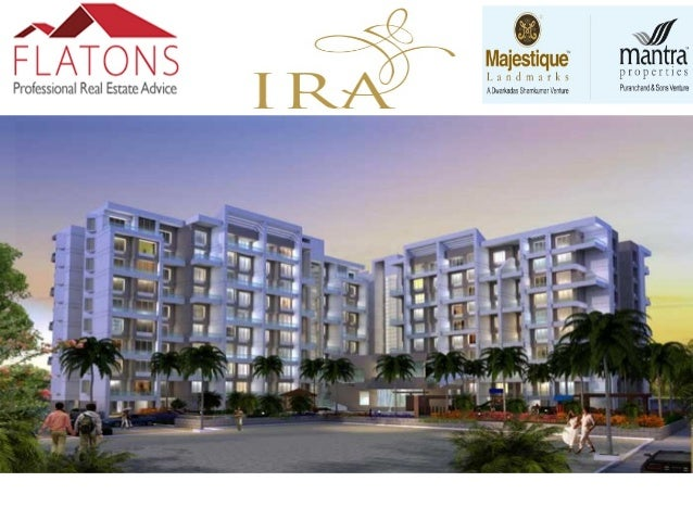 About IRA:- Majestique Mantra's IRA makes the whole idea of comfort an coziness a ,more holistic and complete experience i...