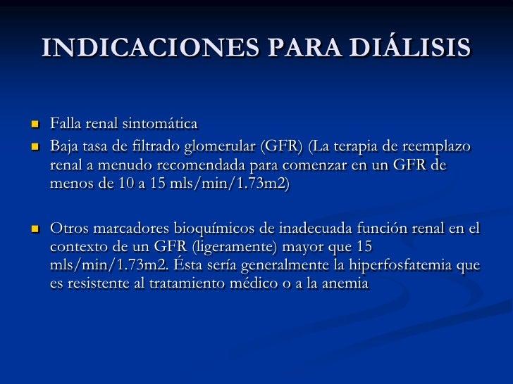 5.NEFROPATÍAS VASCULARES<br />   a) Síndrome hemolítico urémico.b) Trombosis bilateral de la arteria renal.c) Trombosis bi...