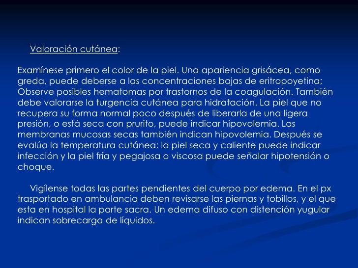 CUADRO CLINICO<br />La acidosis metabólica, debido a la generación disminuida de bicarbonato por el riñón, conduce a respi...