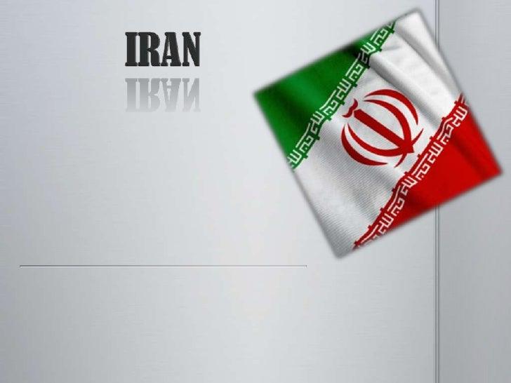 IRAN<br />