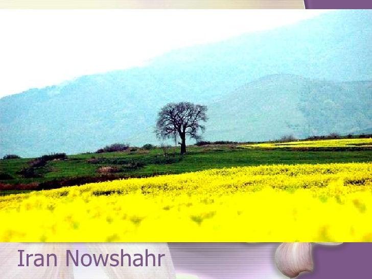 Iran Nowshahr
