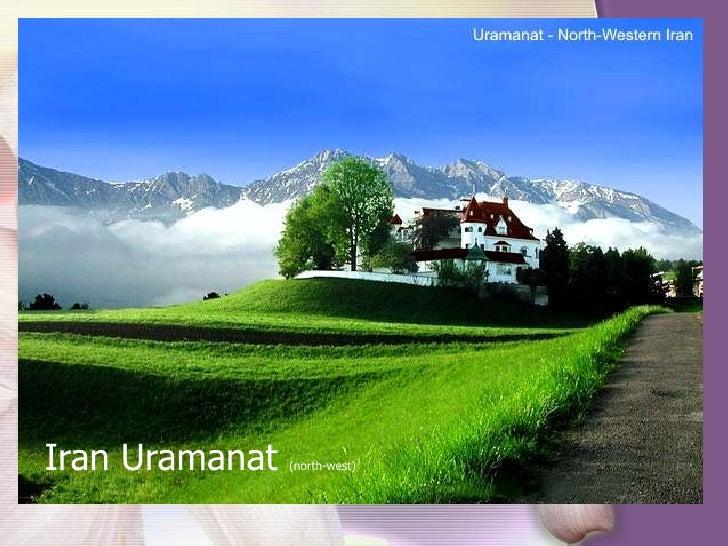 Banff (Canadà)     Iran Uramanat   (north-west)
