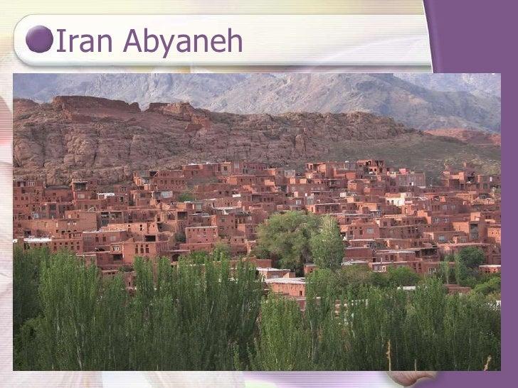 Iran Abyaneh