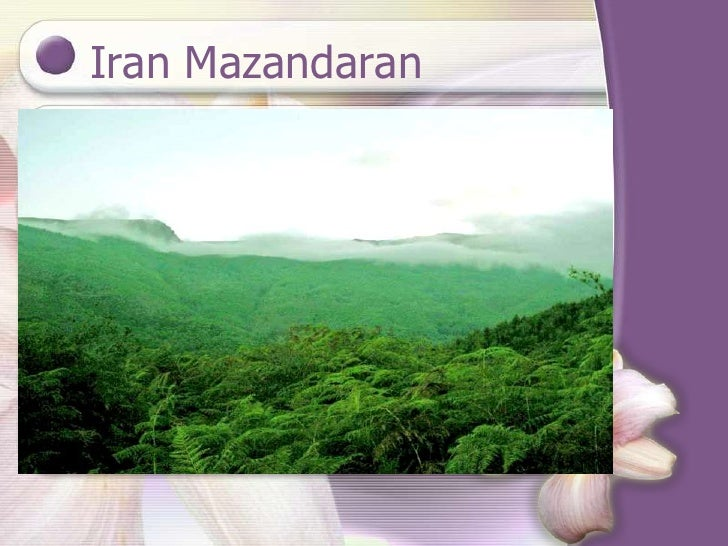 Iran Mazandaran