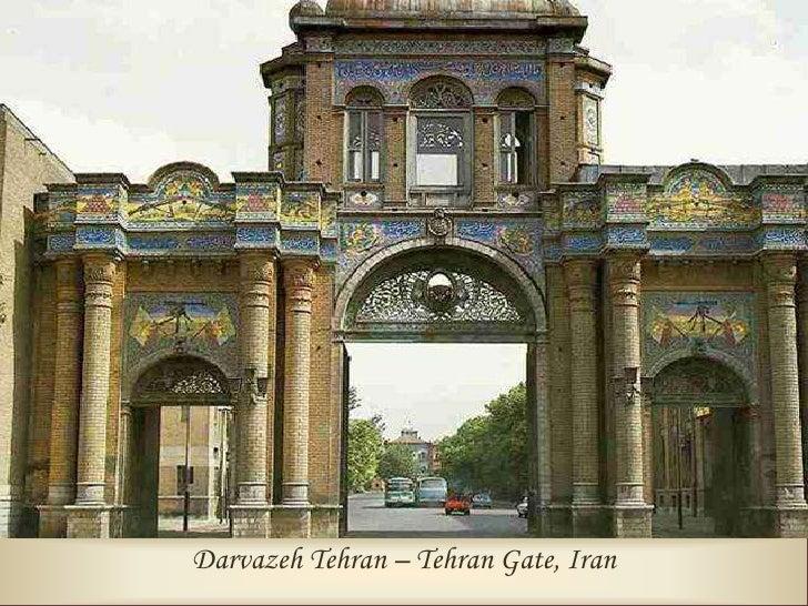 Shahyad Square / Tehran Symbol Monument –Modern Tehran, Iran