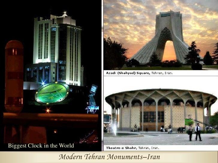Metro Tehran Buildings–Iran