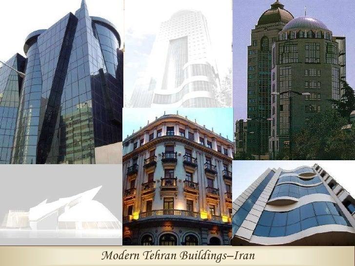 Tehran Symphonic Orchestra     Site Seeing - Modern Tehran,Iran