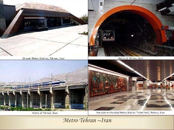 Metro Tehran –Iran