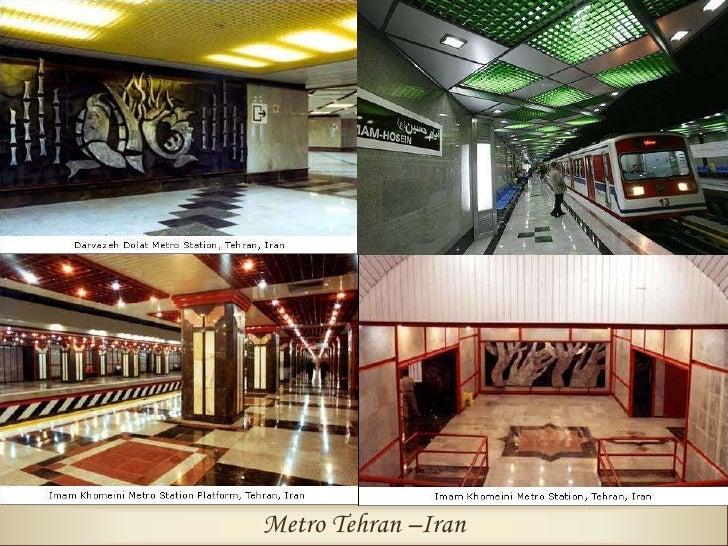 Resalat Tunnel - Tehran –Iran