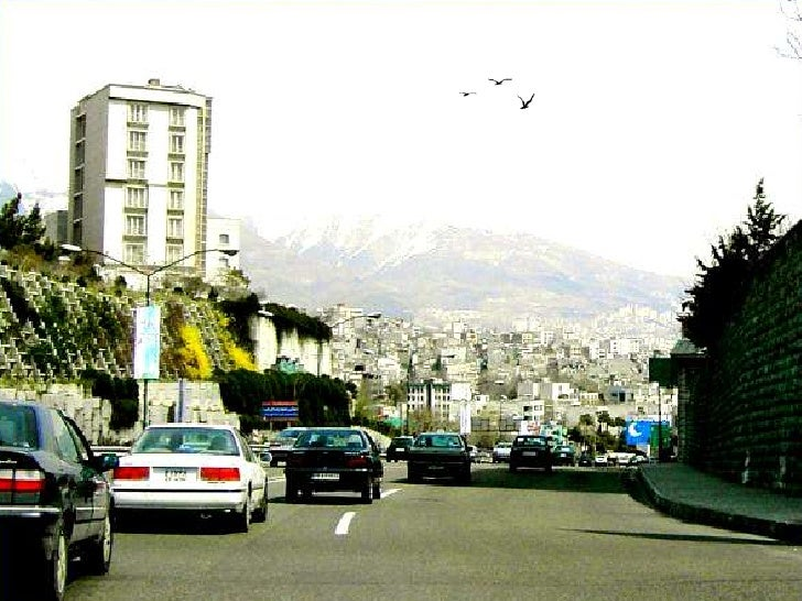Pic nic dans le parc du           Mausolée de l'Ayatollah Khomeini à Téhéran