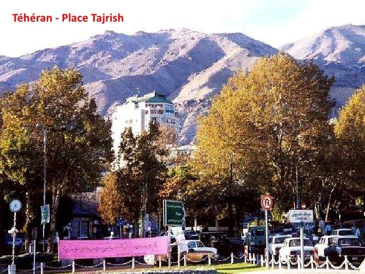 Barrage Amir Kabir à Téhéra