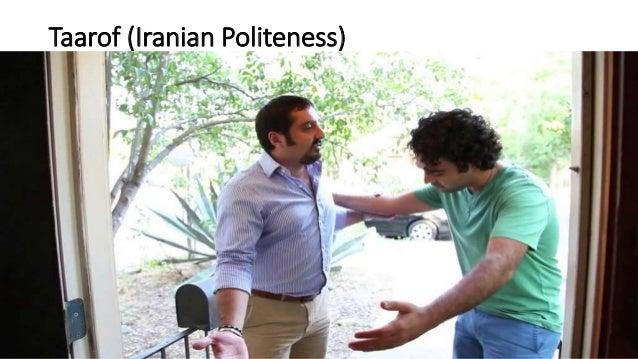 Persian etiquette