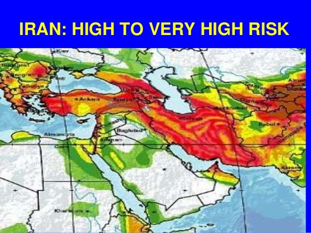 IRAN: HIGH TO VERY HIGH RISK