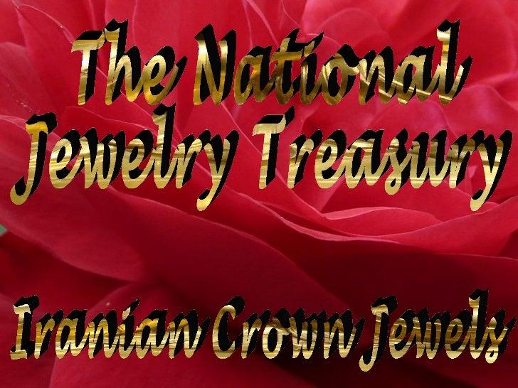 Iranian Crown Jewels The National  Jewelry Treasury