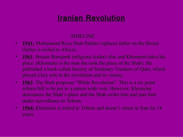 an overview of the impetus for irans islamic revolution Afghanistan 3 apple's impact on technology 12 chinese imperialism 18 drug policy 23 elena kagan 28 fair use doctrine 33 federal deficit 39 hugo chavez 45.